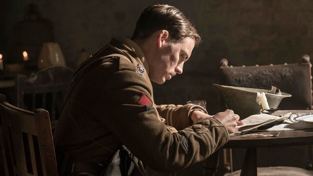 Journeys End Wwi Movie 2