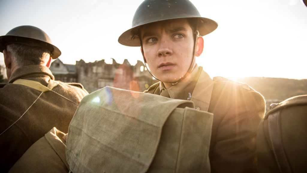 Asa Butterfield Journeys End Movie