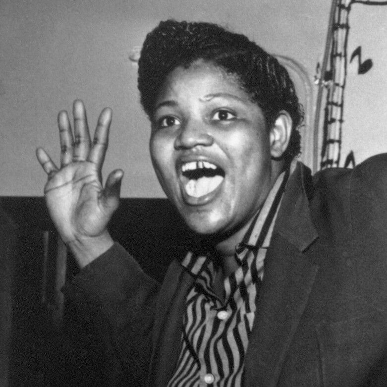 Big Mama Thornton Crop